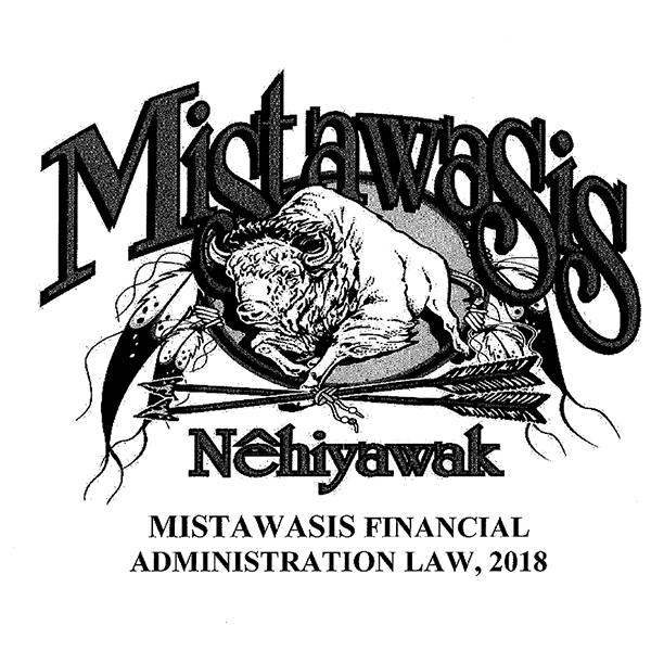Mistawasis Financial Administration Law 2018